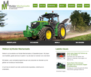 muldermechanisatie-website
